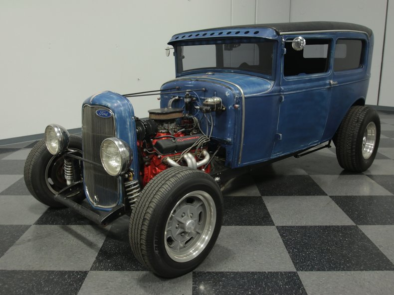 For Sale: 1930 Ford Sedan