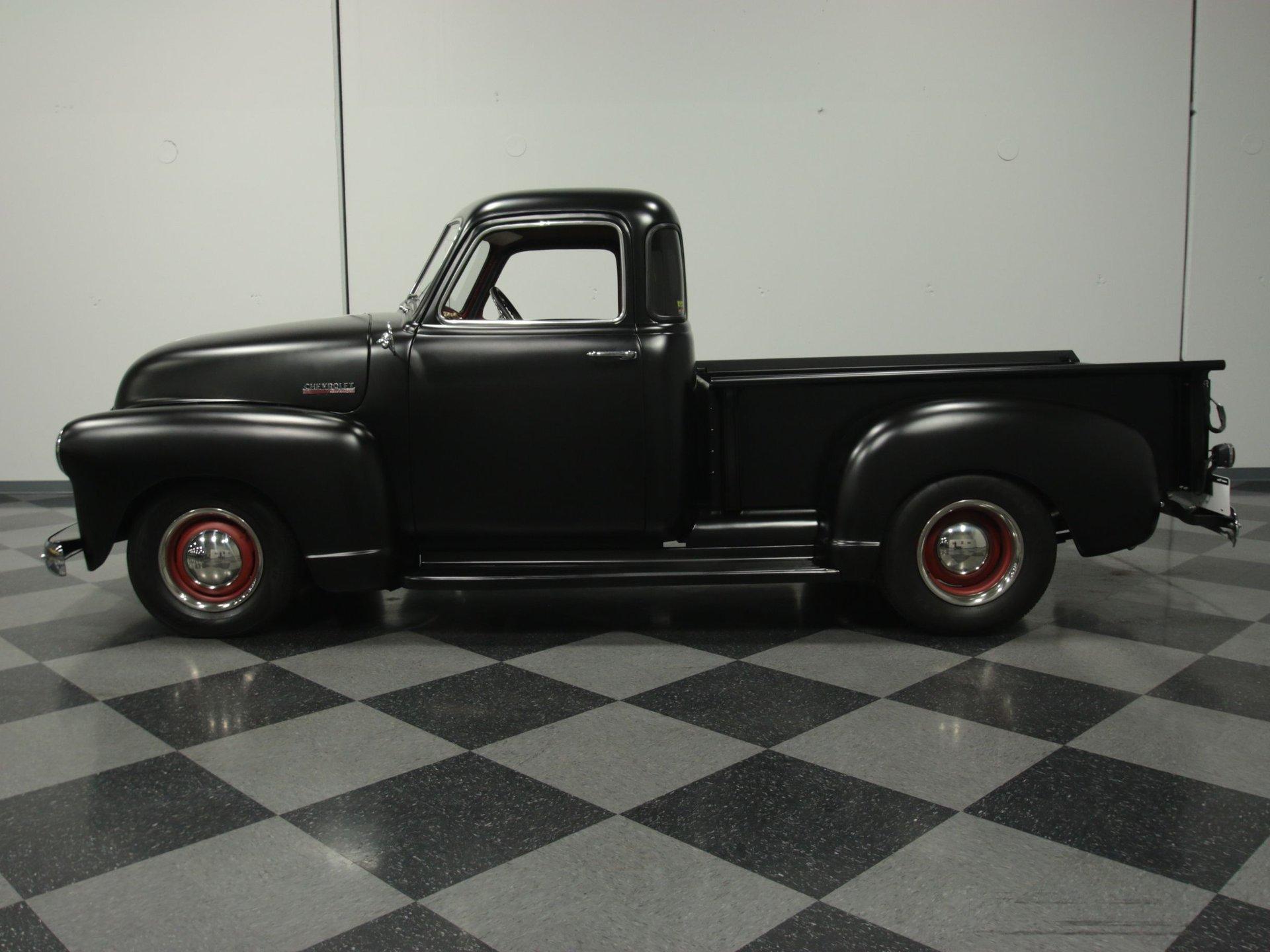 1948 chevrolet 3100 thriftmaster