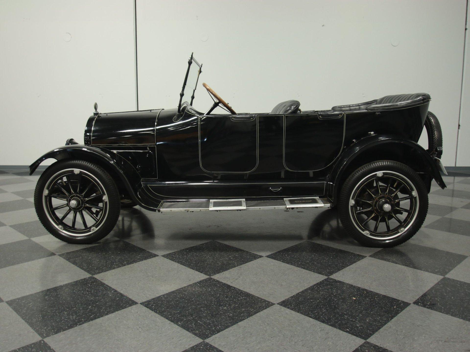 1918 willys overland 90
