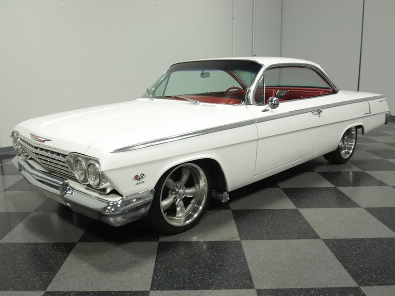 For Sale: 1962 Chevrolet Bel Air