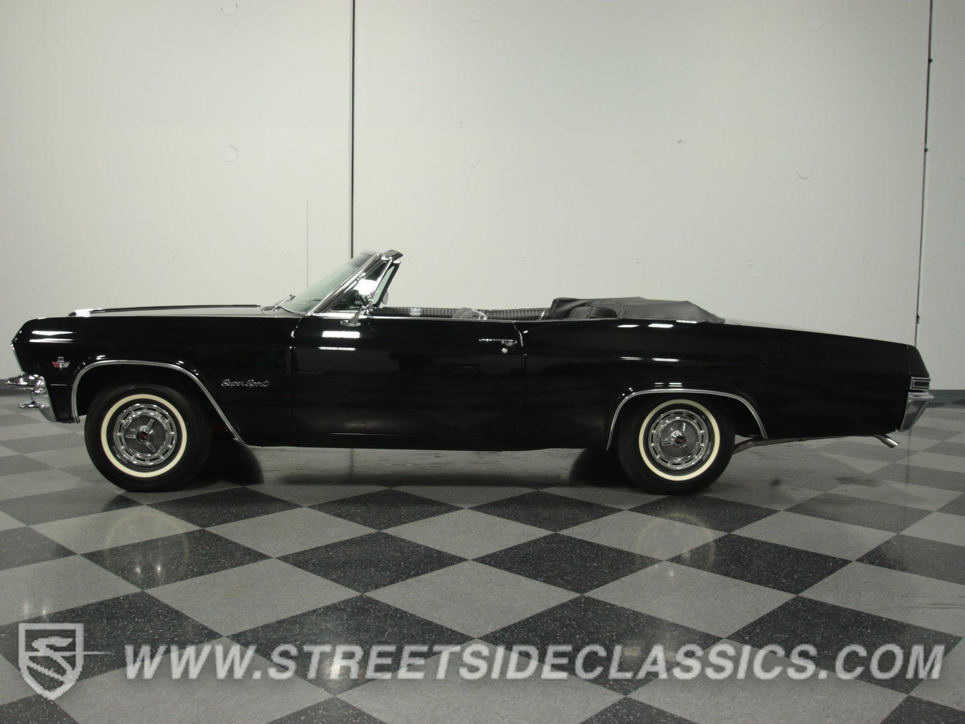 1965 chevrolet impala ss 409