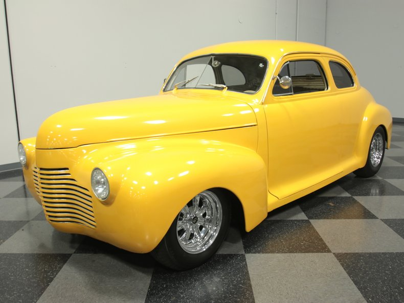 For Sale: 1941 Chevrolet Sedan