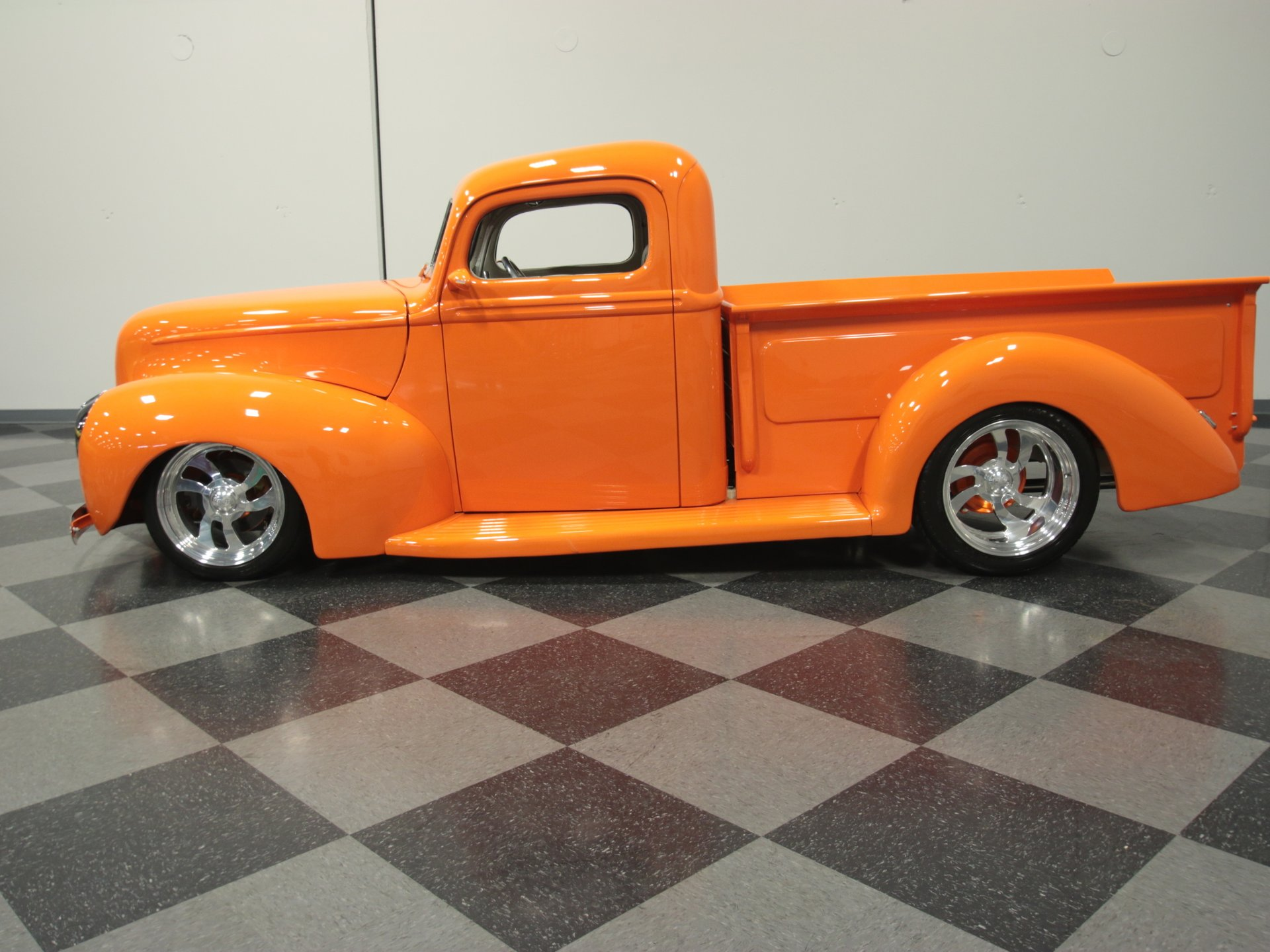1940 ford pickup street rod