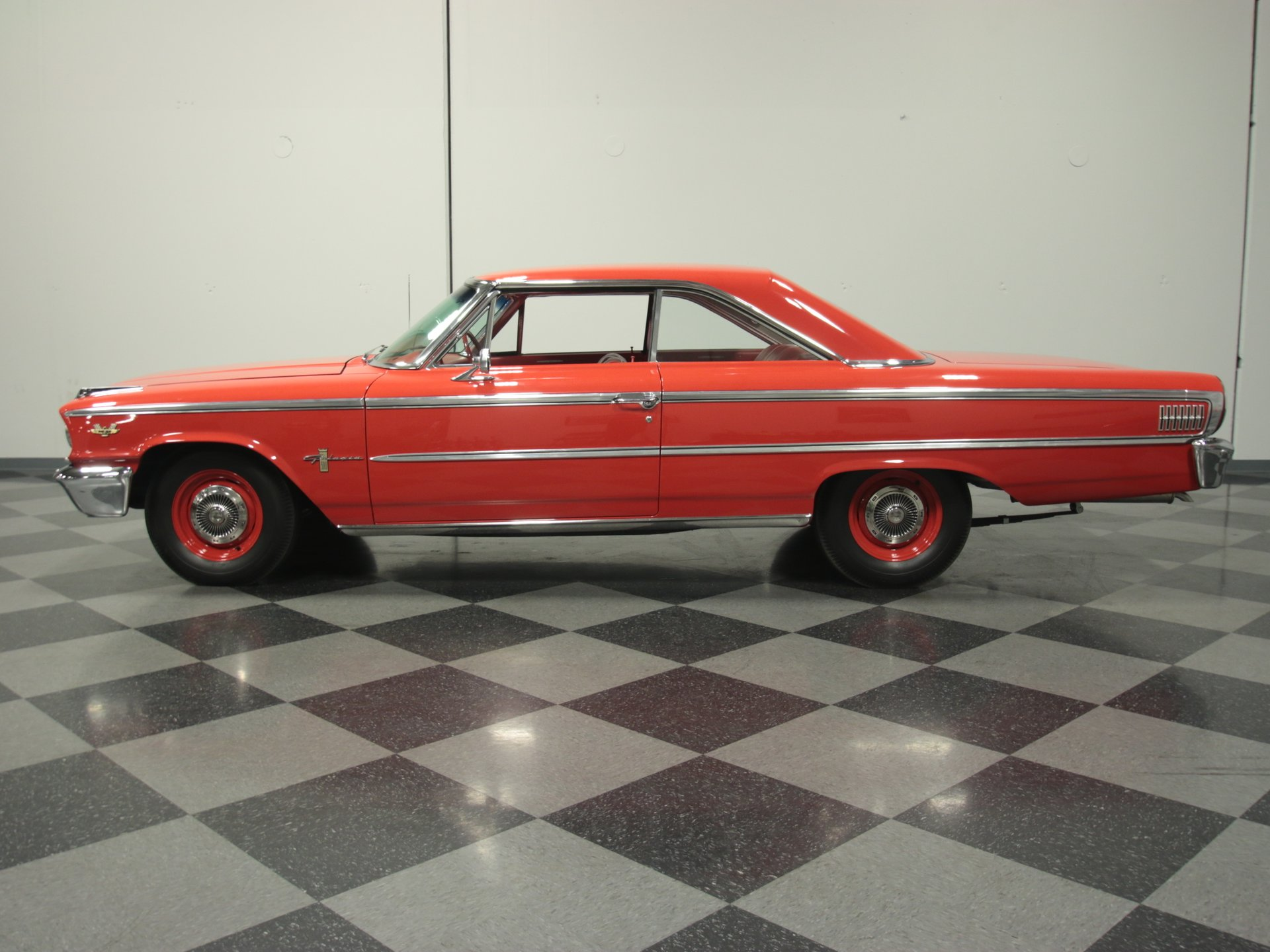 1963 ford galaxie 500 q code