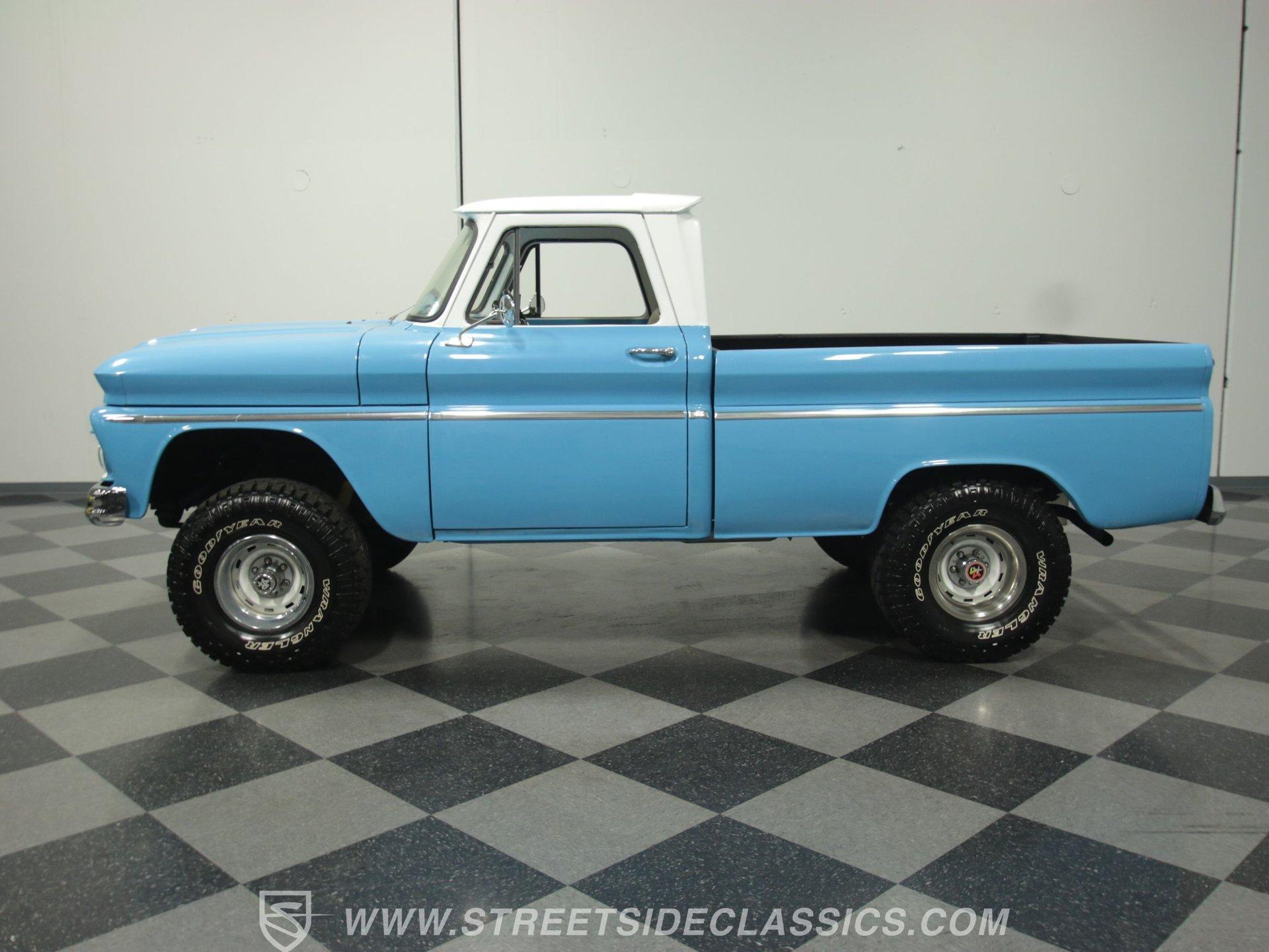 1965 gmc c10 4x4