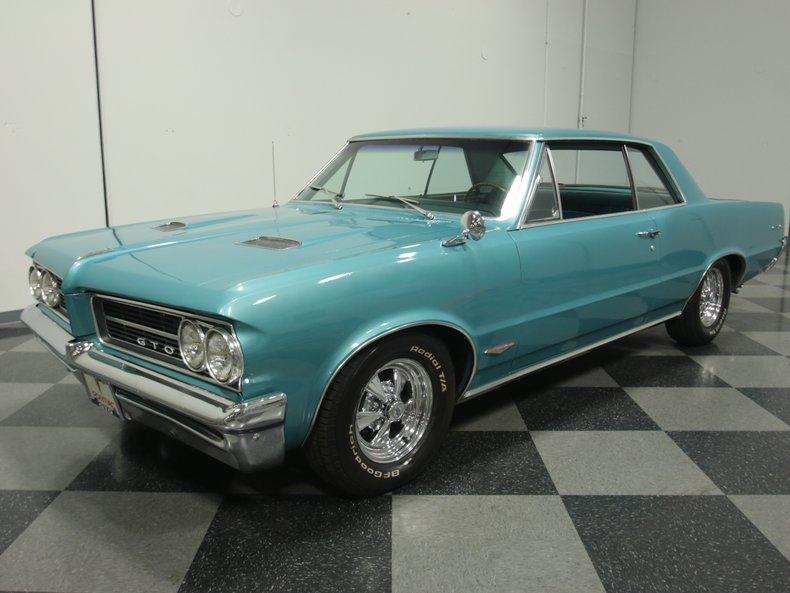 For Sale: 1964 Pontiac Le Mans