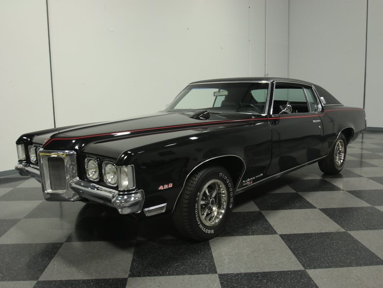 For Sale: 1969 Pontiac Grand Prix