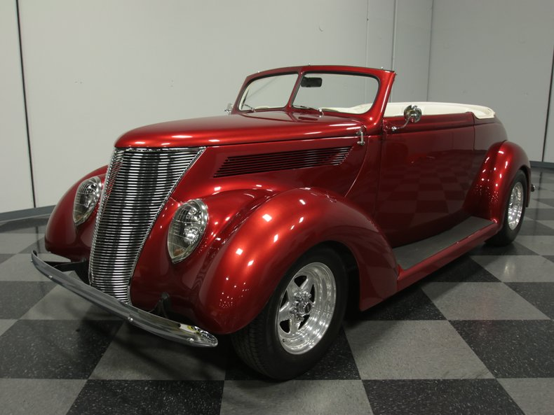 For Sale: 1937 Ford Cabriolet