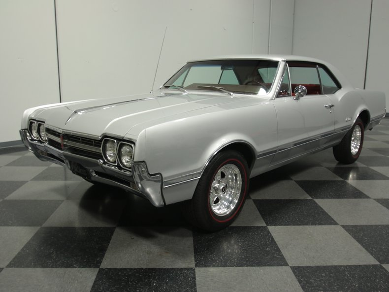 For Sale: 1966 Oldsmobile Cutlass