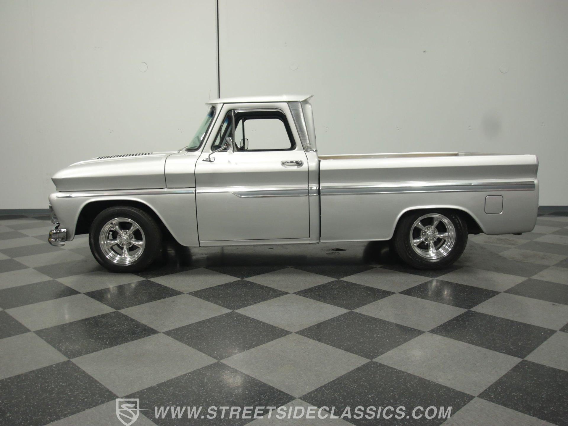 1966 chevrolet c10 restomod