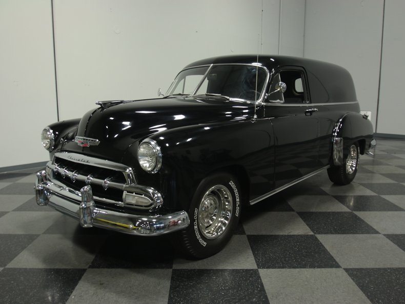 For Sale: 1952 Chevrolet Sedan