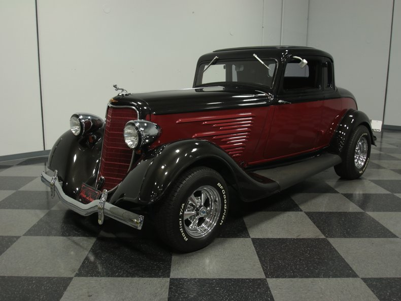 For Sale: 1934 Dodge 5-Window Coupe