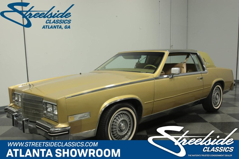 For Sale: 1985 Cadillac Eldorado