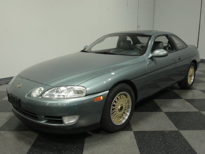 For Sale: 1992 Lexus SC400