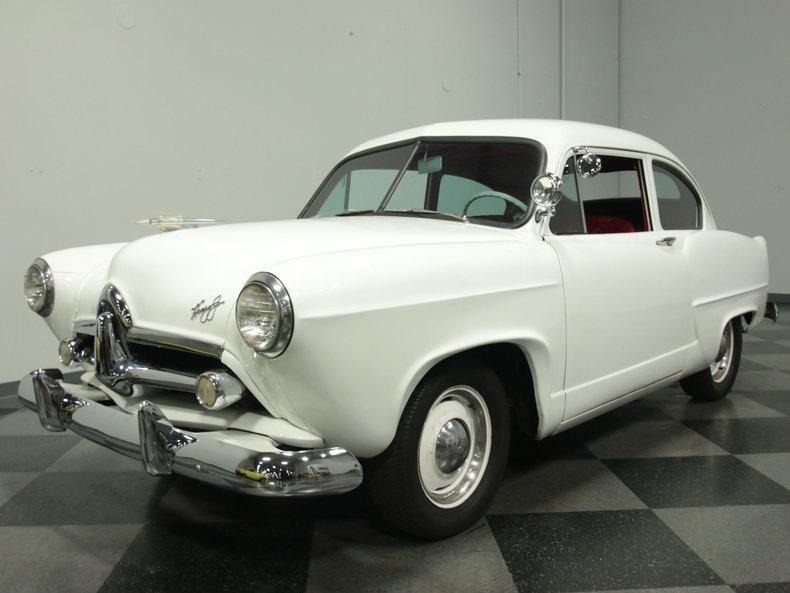 For Sale: 1951 Henry J Standard