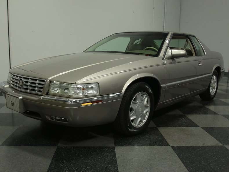 For Sale: 1999 Cadillac Eldorado