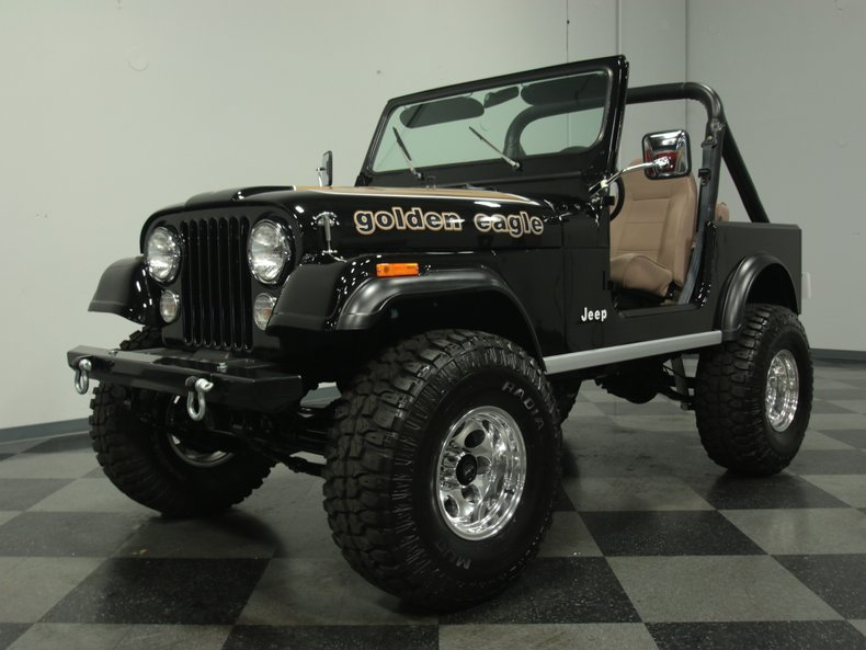1985 Jeep Cj7 Streetside Classics The Nation S Trusted Classic