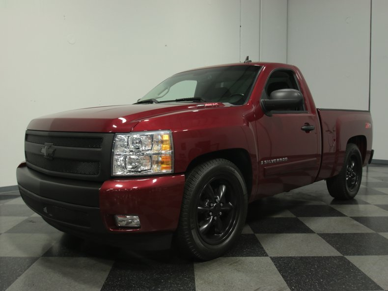 For Sale: 2008 Chevrolet Silverado