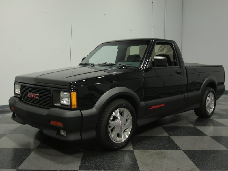 For Sale: 1991 GMC Syclone