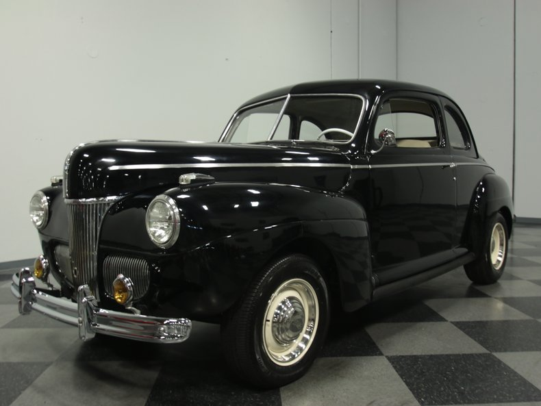 For Sale: 1941 Ford Coupe