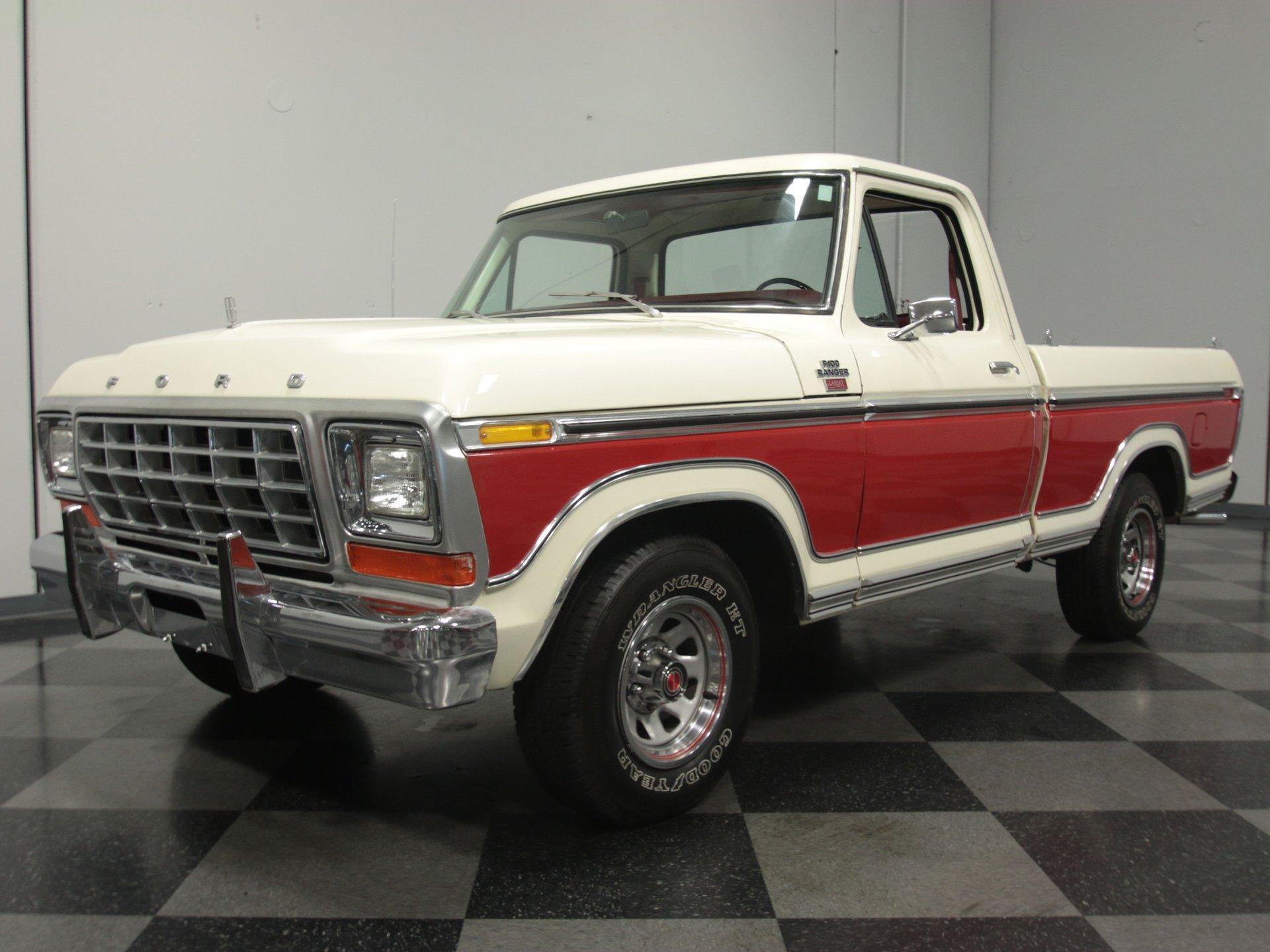 1978 ford f 100 ranger xlt
