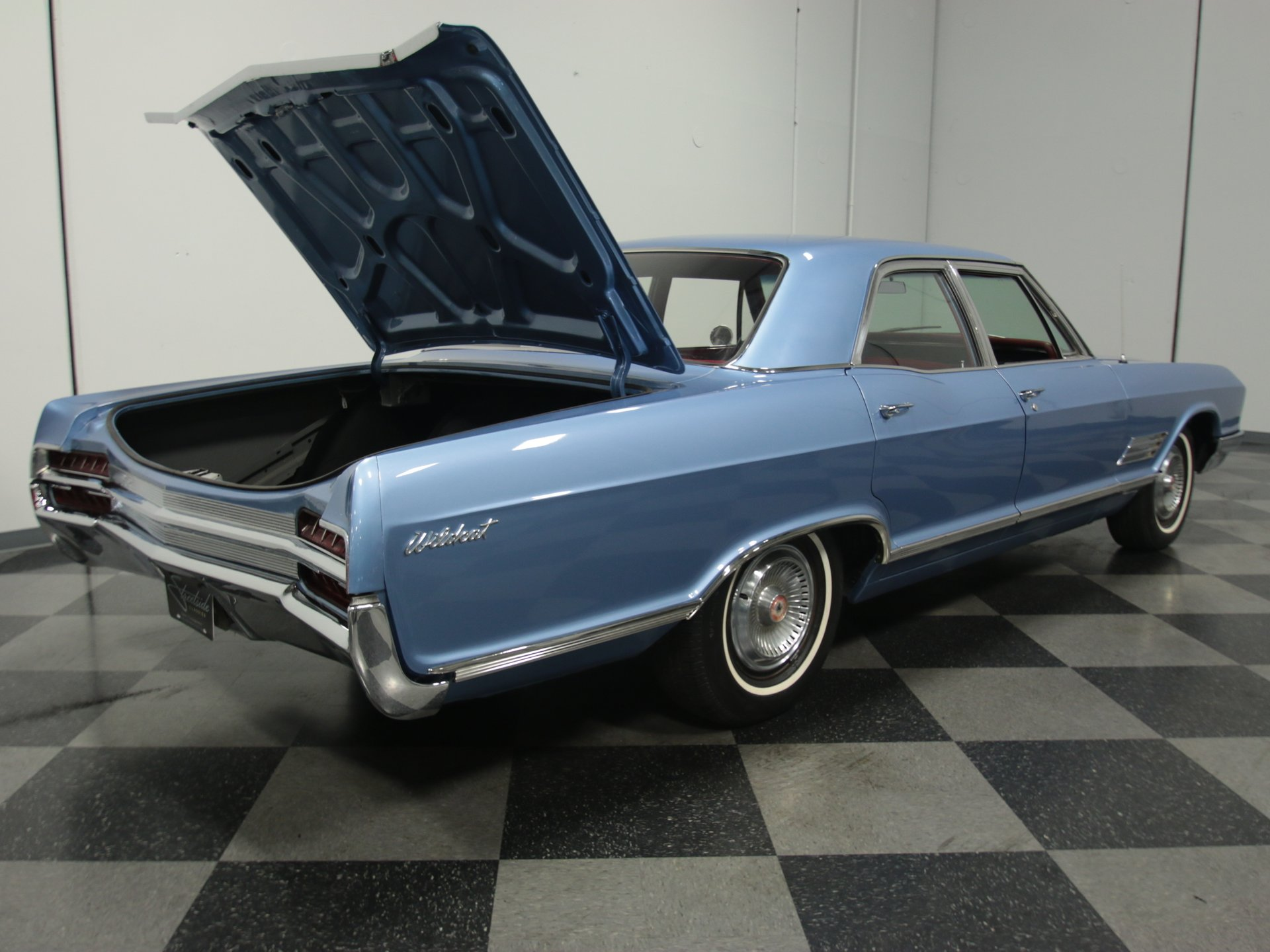1966 Buick Wildcat | Streetside Classics - The Nation's
