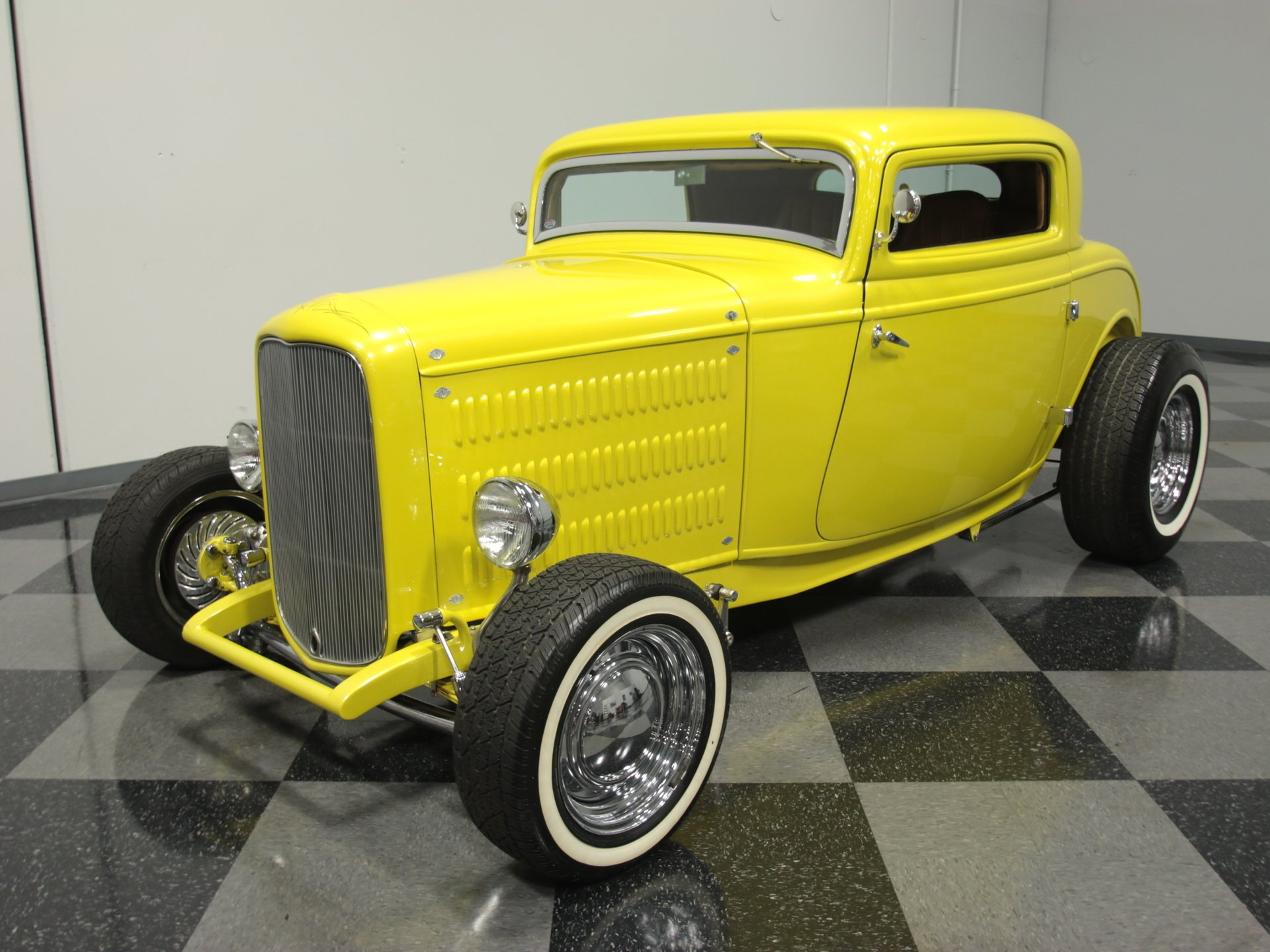 1932 Ford 3-Window | Streetside Classics - The Nation's Trusted