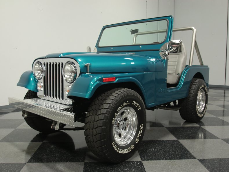 For Sale: 1978 Jeep CJ5