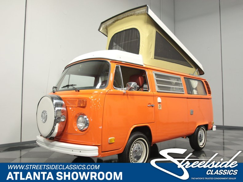 a869d7e797 Email Us About This  1975 Volkswagen Bus Westfalia Camper