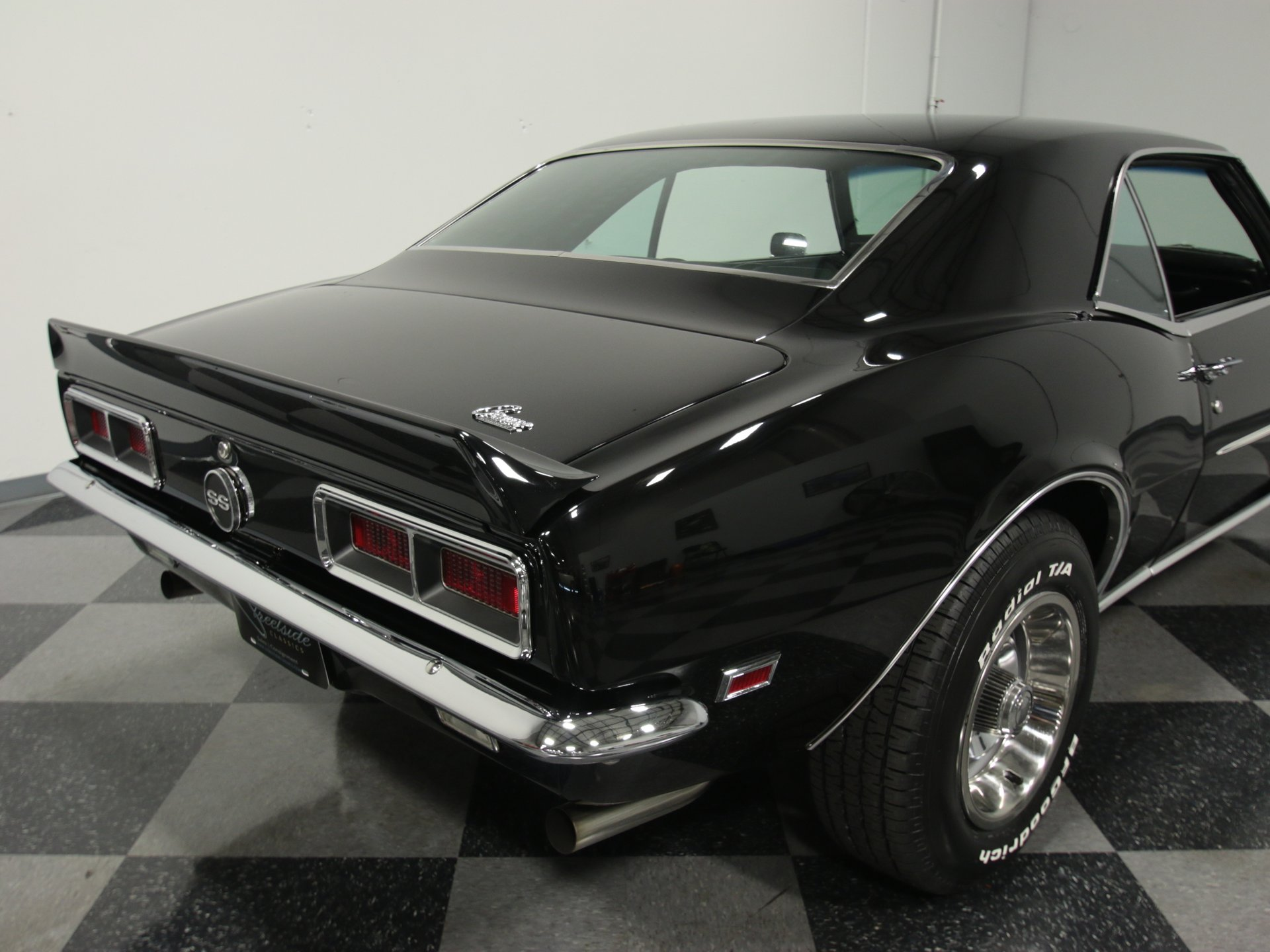 1968 Chevrolet Camaro Streetside Classics The Nations Trusted Chevy Ss View 360