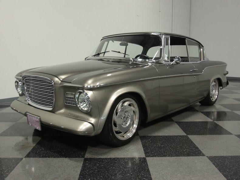 For Sale: 1960 Studebaker Lark