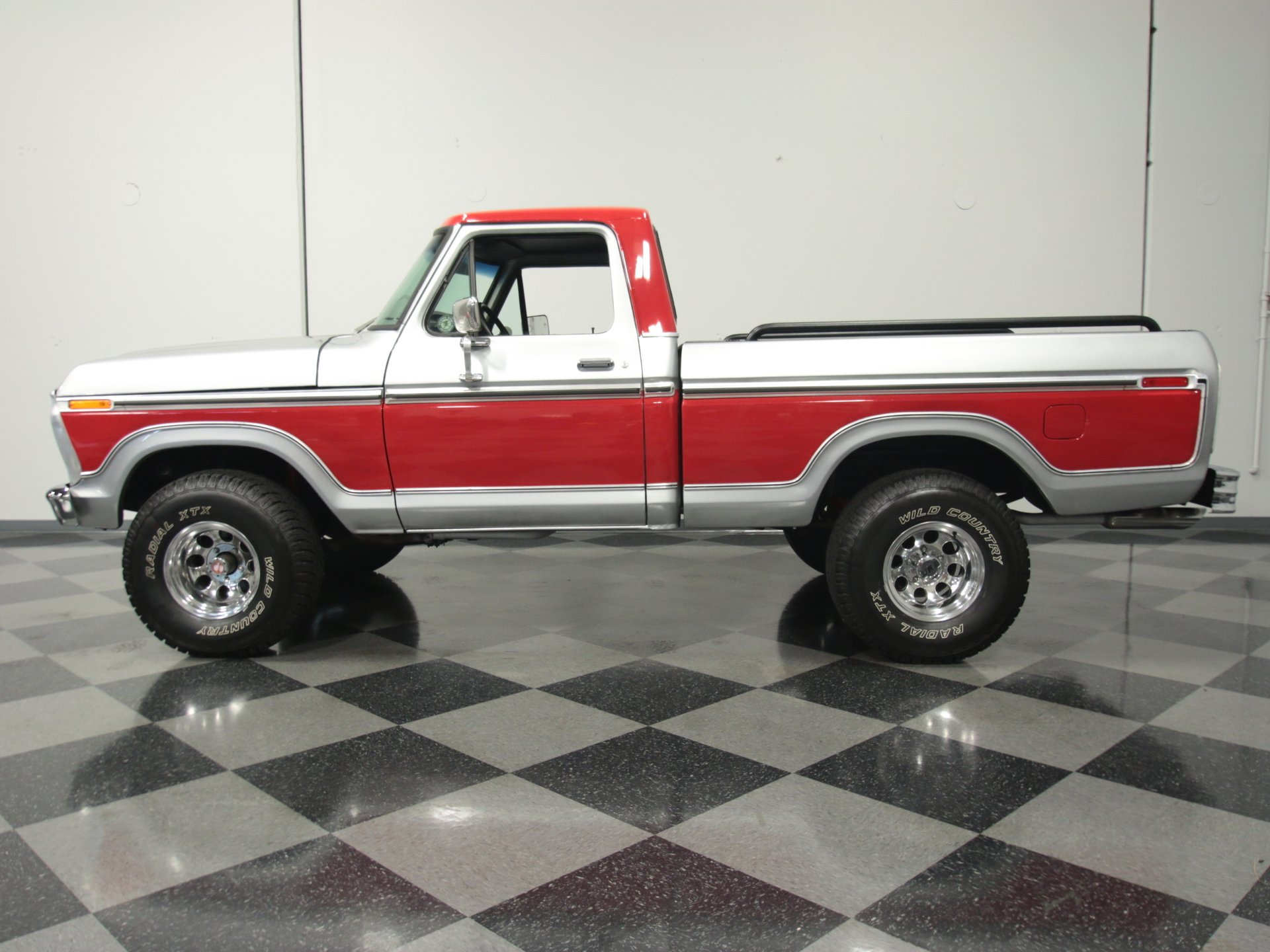 1977 ford f 100 custom 4x4