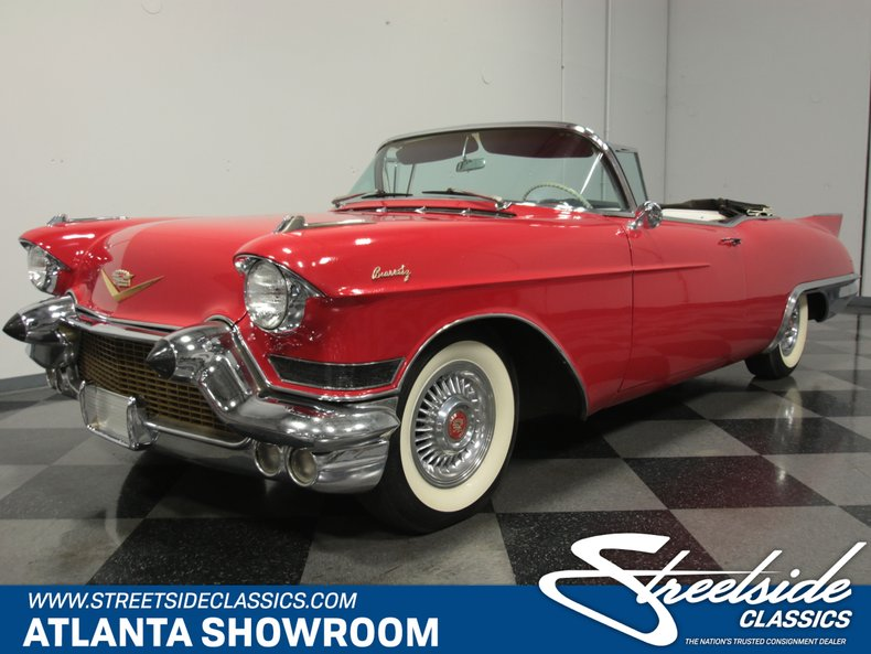 For Sale: 1957 Cadillac Eldorado
