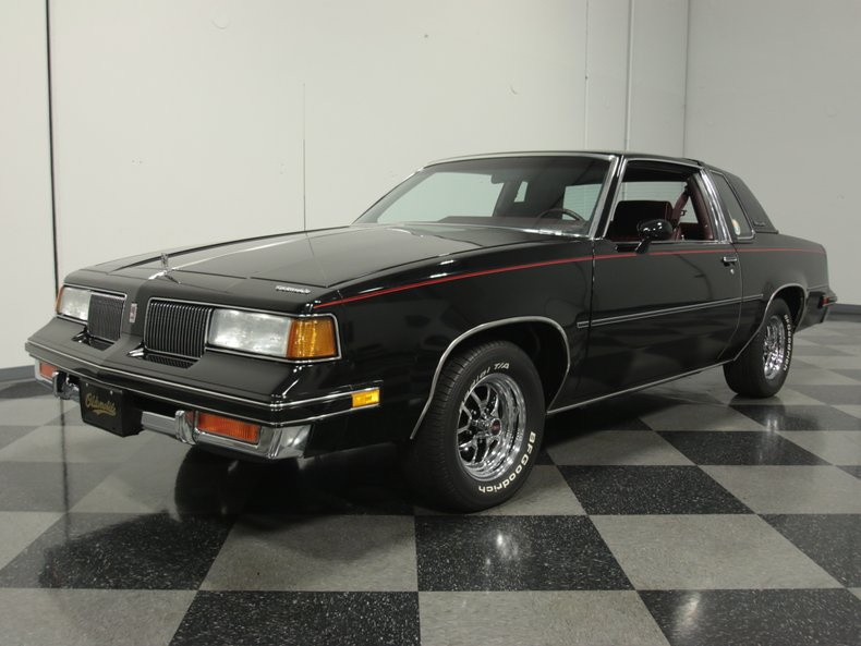 For Sale: 1988 Oldsmobile Cutlass