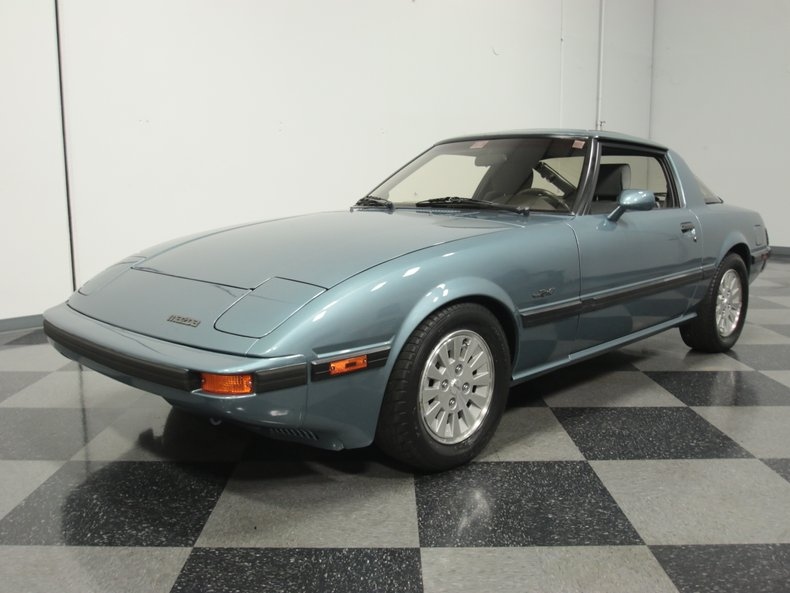 For Sale: 1985 Mazda RX7