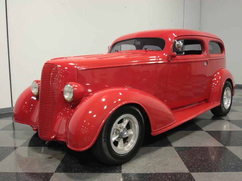 For Sale: 1936 Chevrolet Sedan