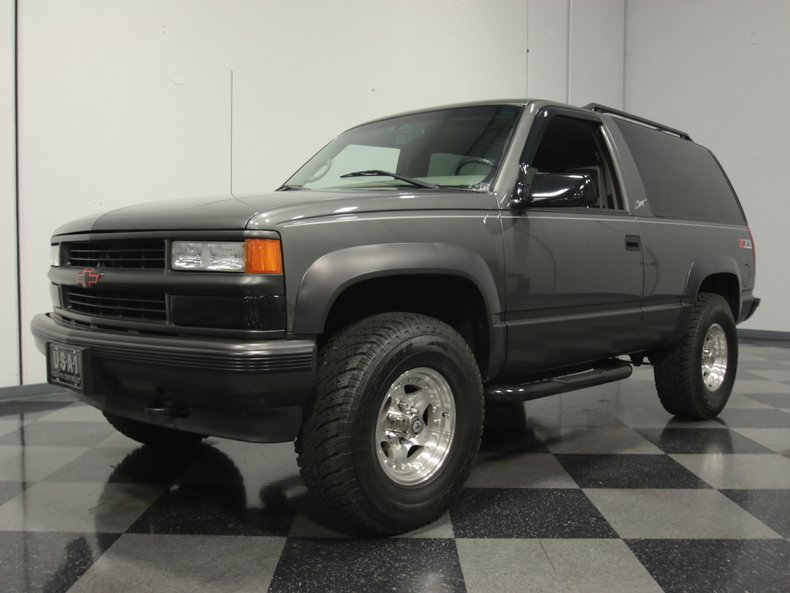 1999 Chevrolet Tahoe Streetside Classics The Nation S