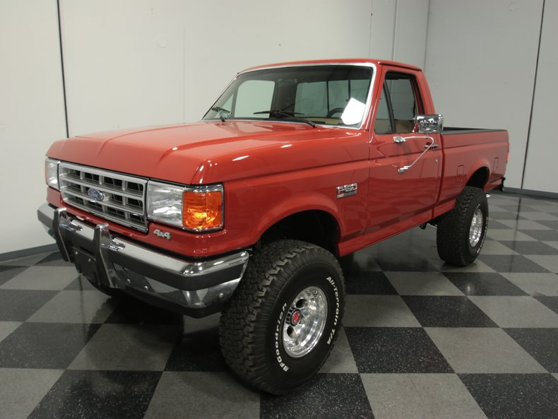 For Sale: 1987 Ford F-150