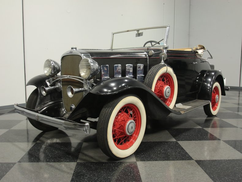 For Sale: 1932 Chevrolet Confederate