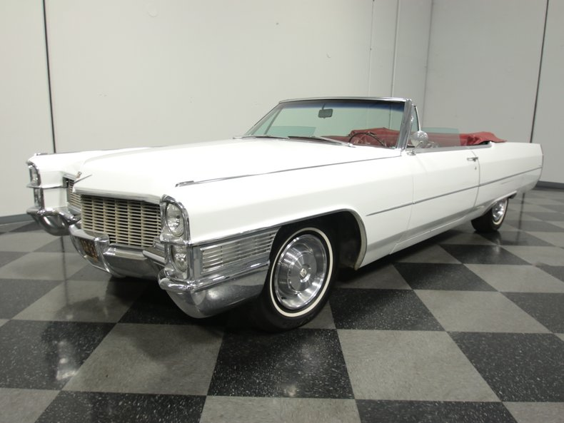 For Sale: 1965 Cadillac DeVille