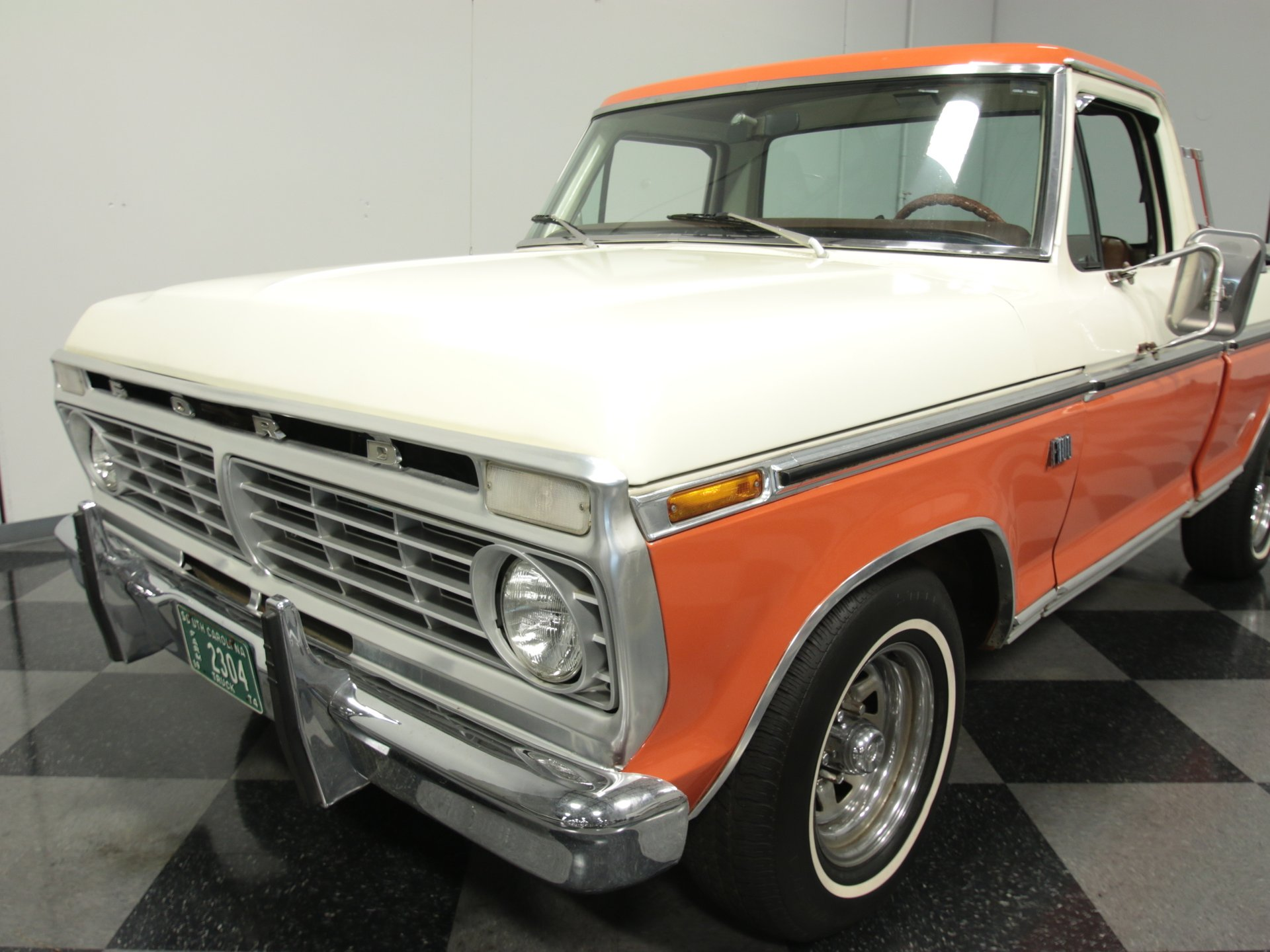 1974 Ford F-100 | Streetside Classics - The Nation's Trusted