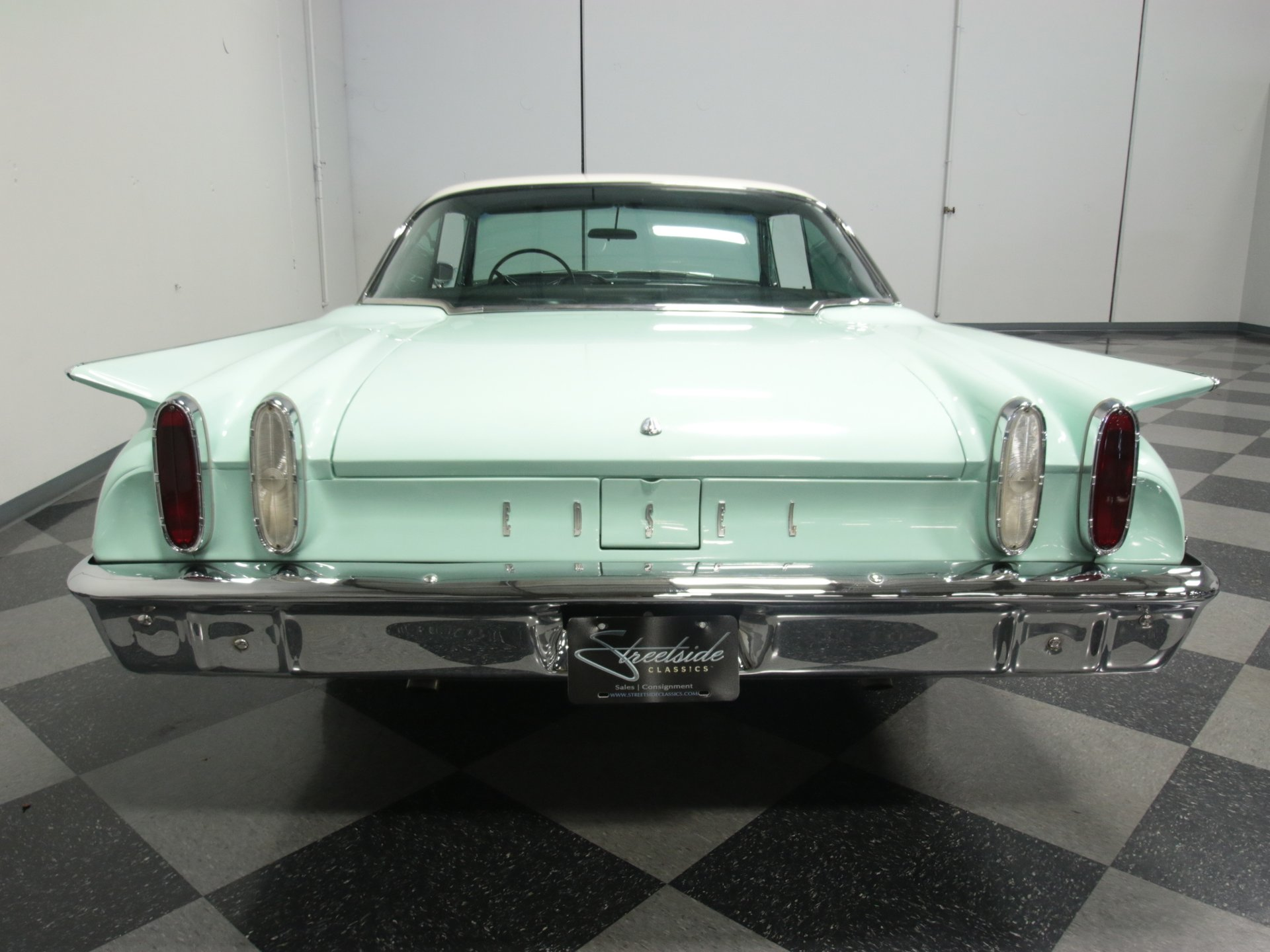 1960 Edsel Ranger Streetside Classics The Nations Trusted Plymouth Fury Station Wagon View 360