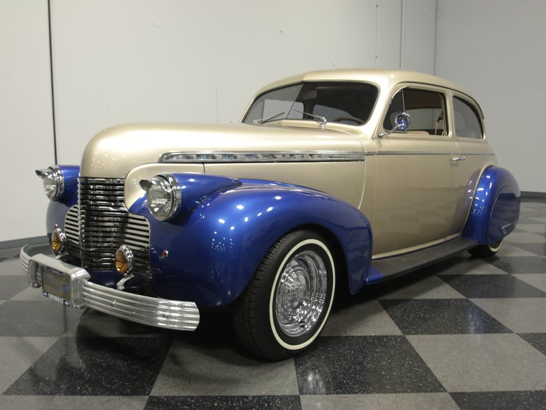 For Sale: 1940 Chevrolet Sedan