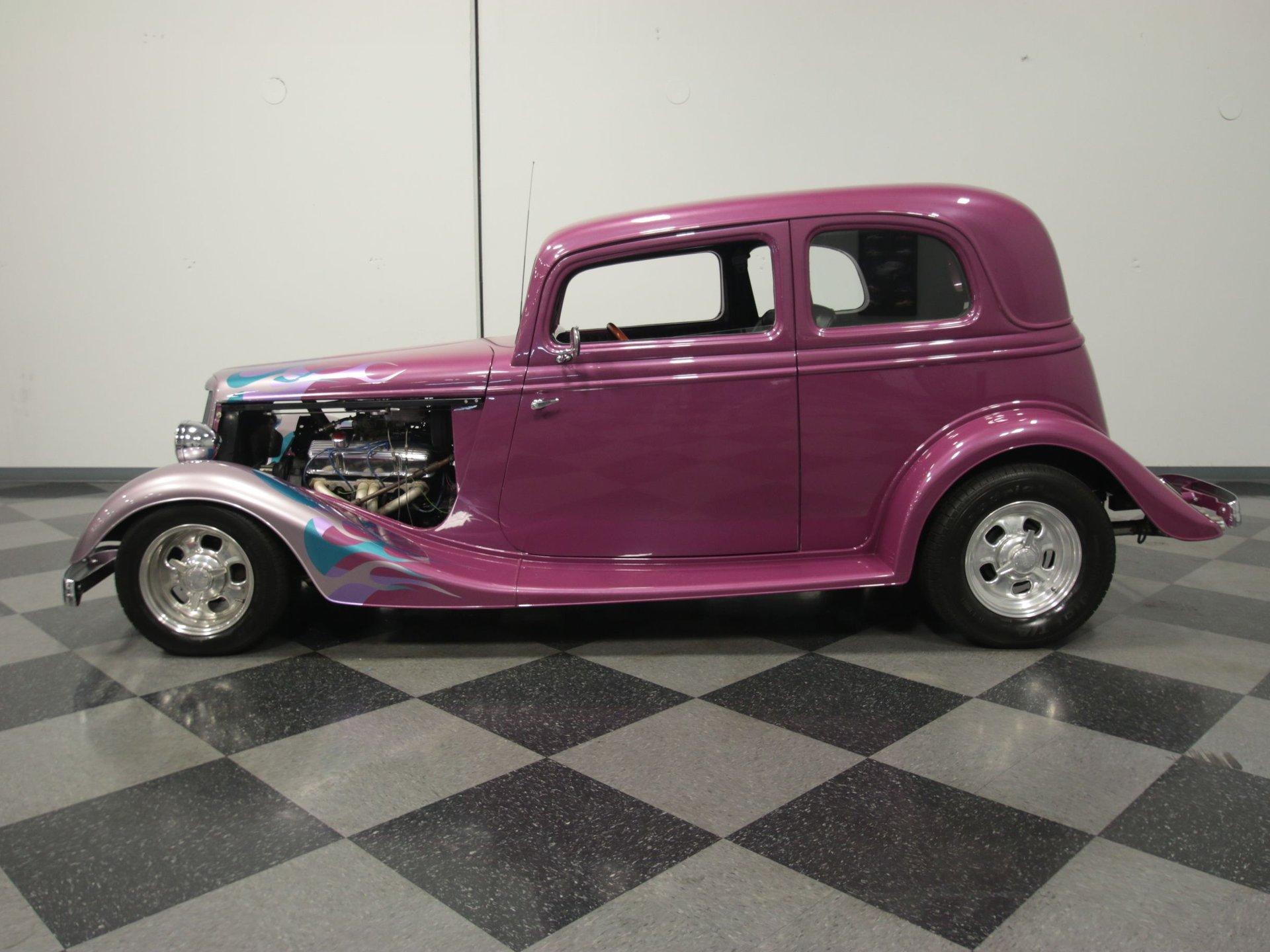 1933 ford victoria streetrod