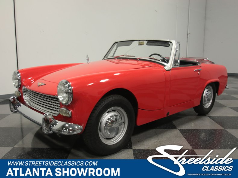 For Sale: 1965 Austin Healey Sprite