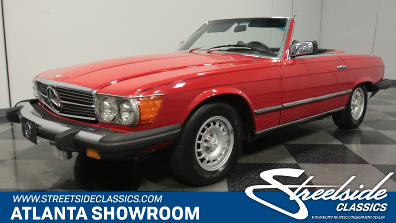 For Sale: 1976 Mercedes-Benz 450SL