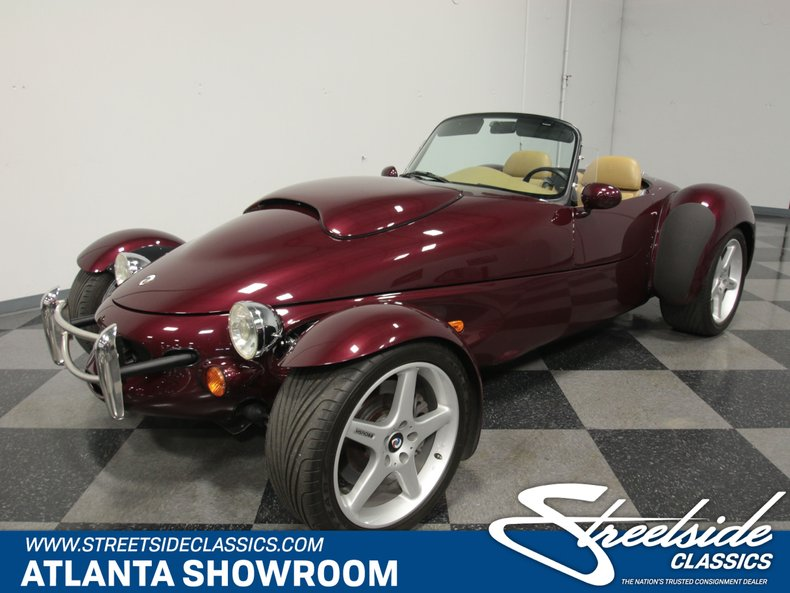 For Sale: 1998 Panoz AIV Roadster Supercharged