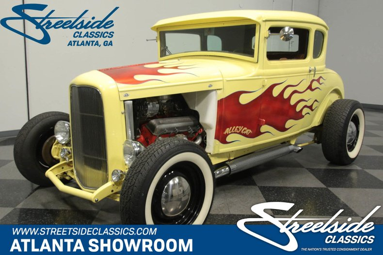 1930 Ford 5 Window Coupe For Sale 47964 Mcg