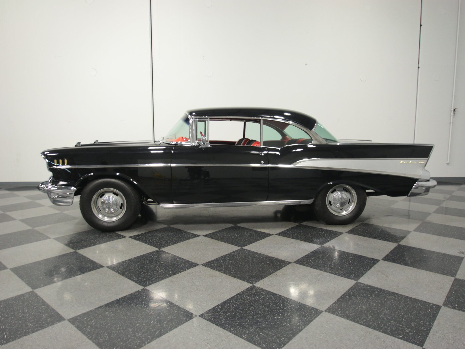 1957 chevrolet bel air hard top