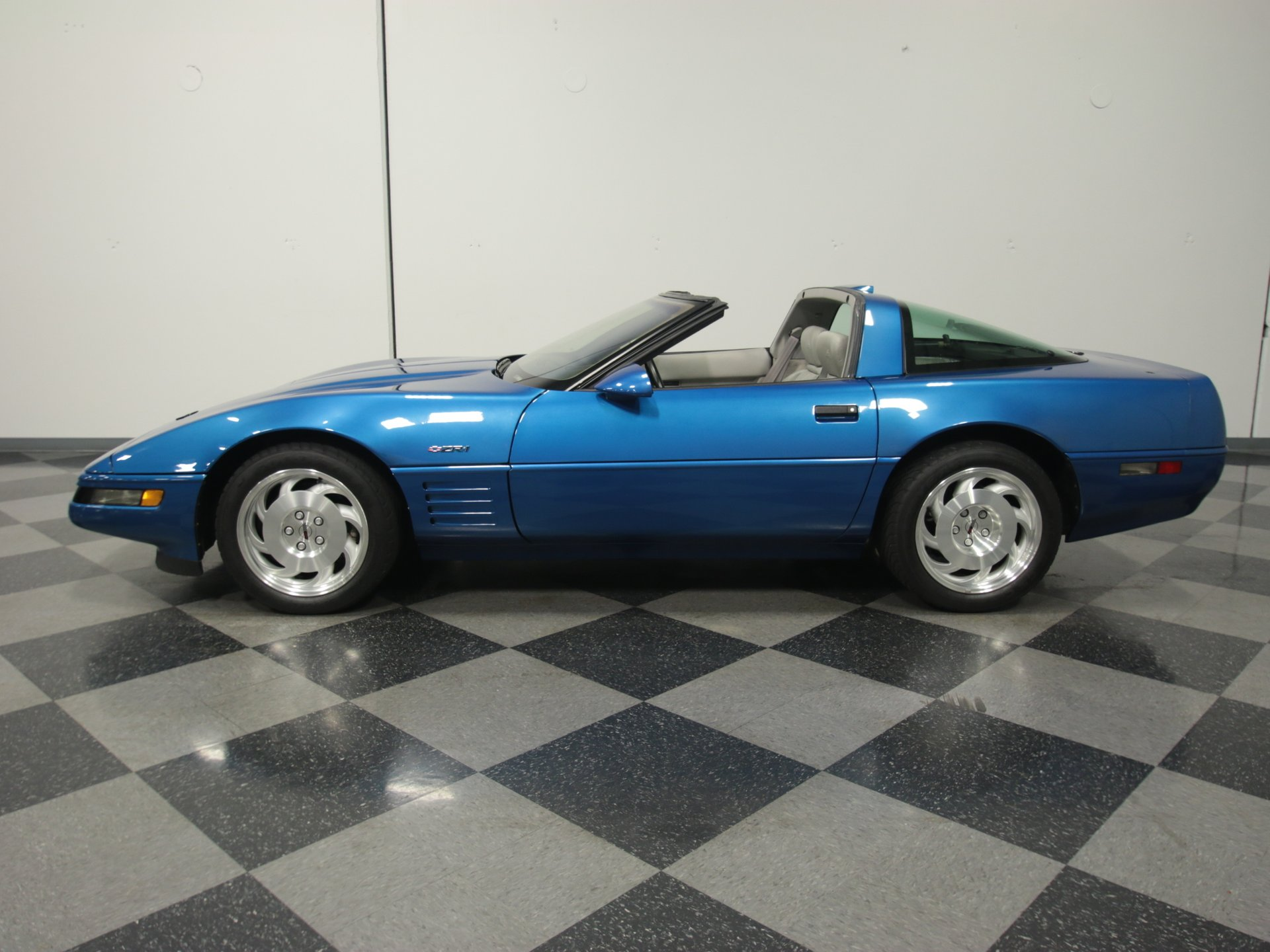 1993 chevrolet corvette zr 1 40th anniversary